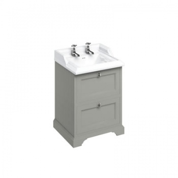 Freestanding 65 Vanity Unit with drawers